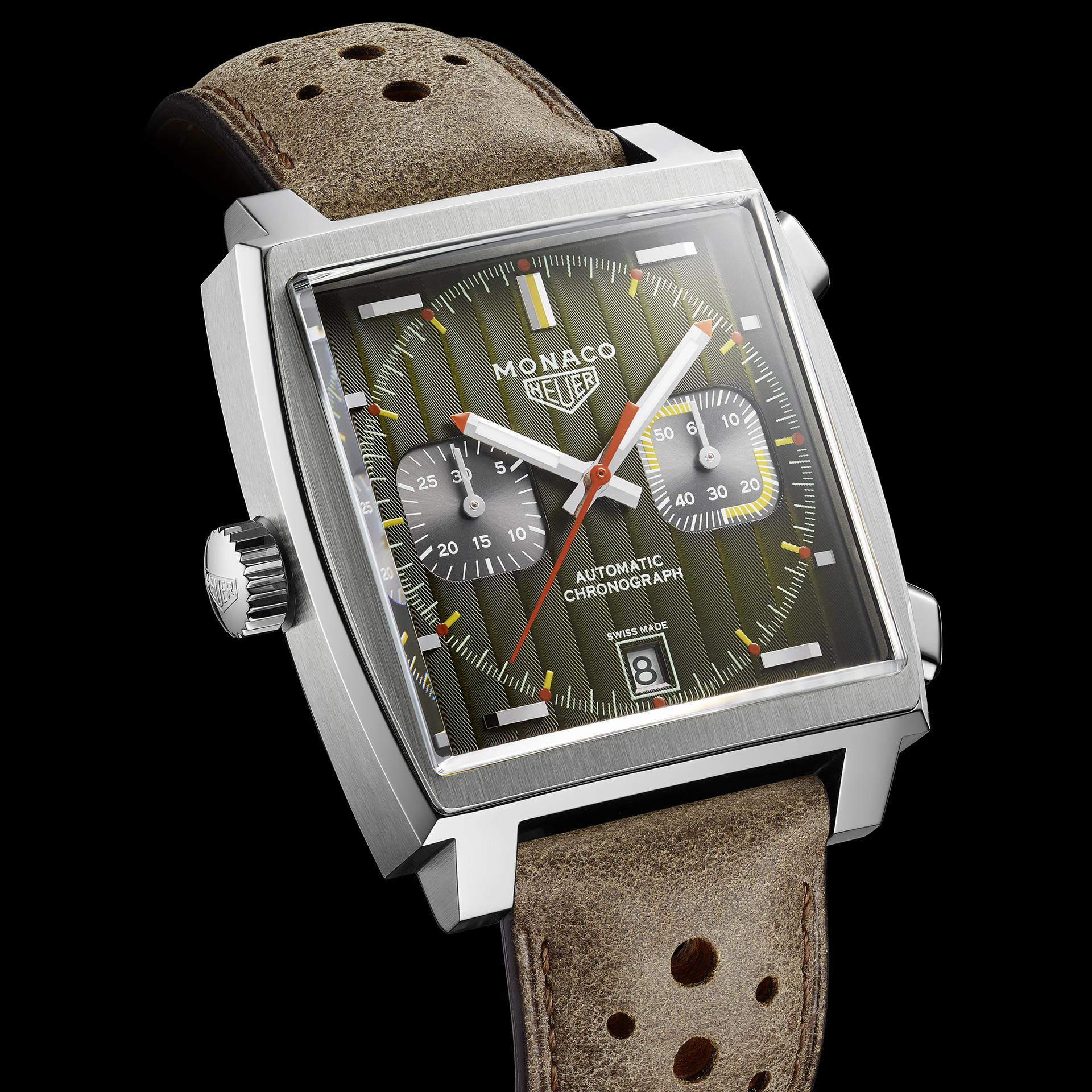 TAG Heuer Monaco 1969–1979 Limited Edition