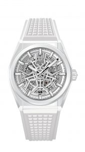 ZENITH Defy Classic White Ceramic Reference: 49.9002.670/01.R792